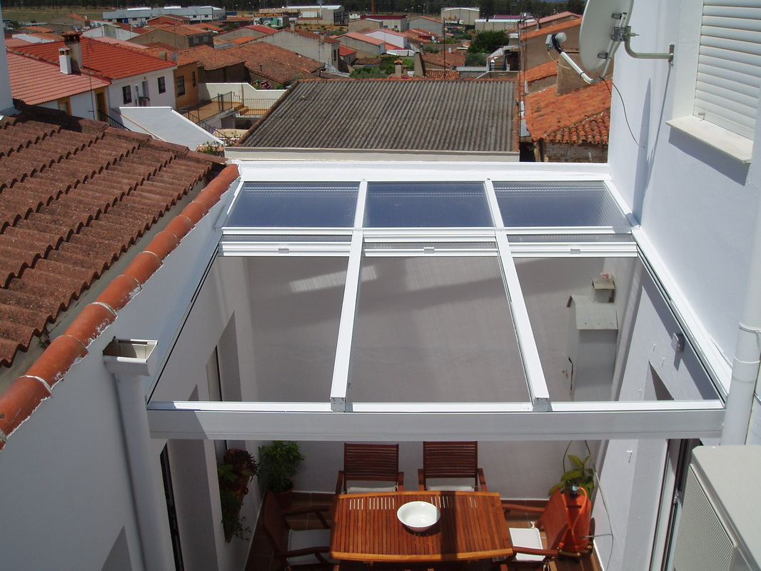Ventanahogar ventanas de aluminio pvc mosquiteras - Mecanismo para toldos ...